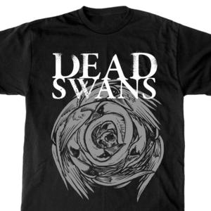 Dead Swans 'Swan Circle' T-Shirt
