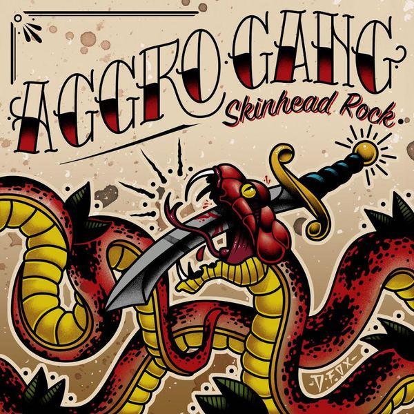 Aggro Gang - Skinhead Rock N Roll 7