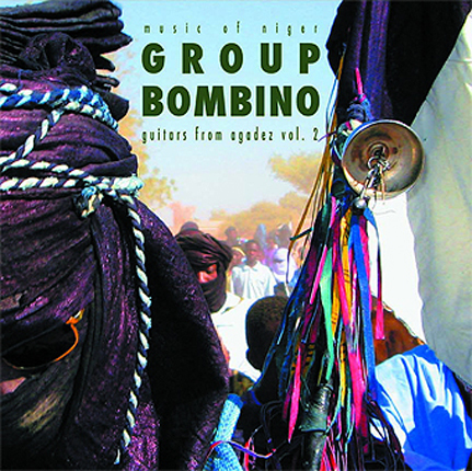 Group Bombino: Guitars from Agadez Vol 2