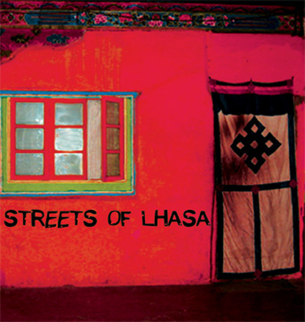 Streets of Lhasa