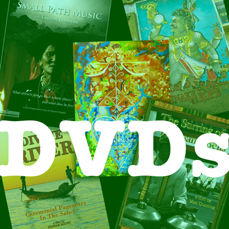 Bundle #4: DVDs - $55 for 5 DVDs