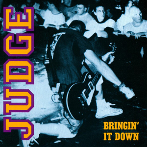 JUDGE ´Bringin´ It Down´ [LP]
