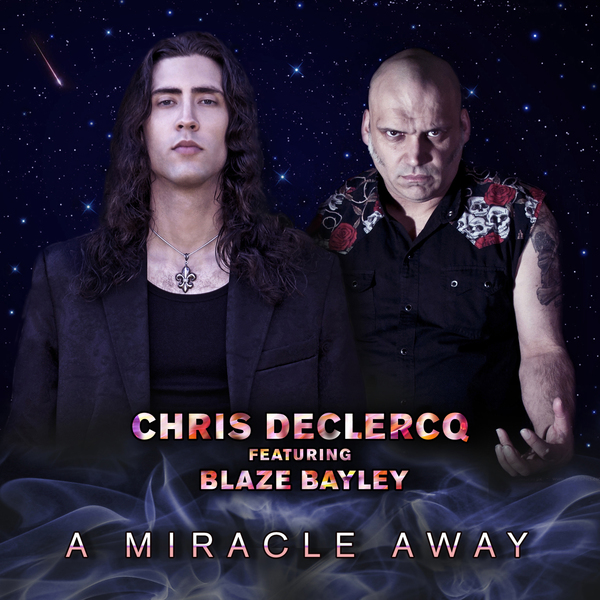 Chris Declercq (f. Blaze Bayley)