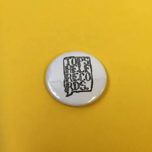 Topshelf Records - 8 Bit Logo Button