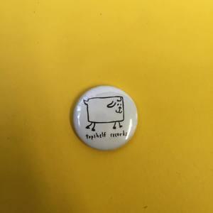 Topshelf Records - Dog Button