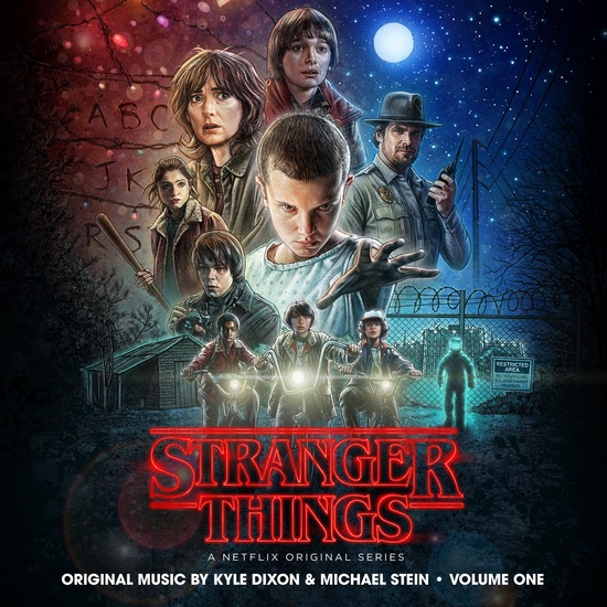 Stranger Things, Vol. 1 (Netflix Original Series Soundtrack)