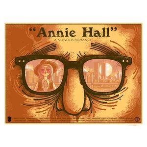 Annie Hall - Print