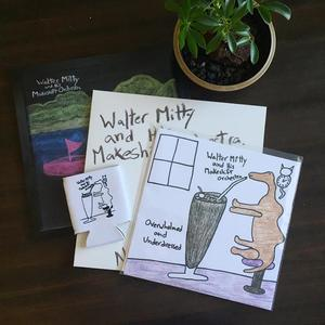Walter Mitty Vinyl w/ Free Coozie! (Limited to 10)
