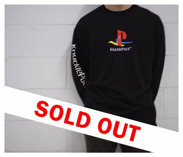PlayStation Rip Longsleeve (KPC Limited #2)