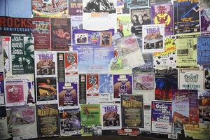 Flyers/Posters/Stickers etc.