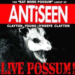 Antiseen: Live Possum CD