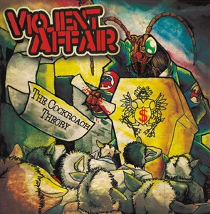 Violent Affair: The Cockroach Theory CD