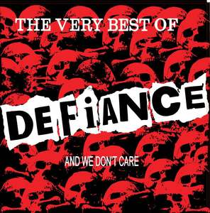 Defiance: Very Best Of CD