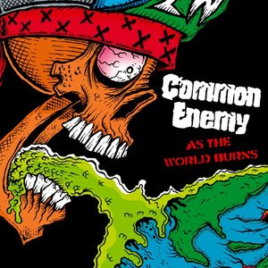 Common Enemy As The World Burns CD