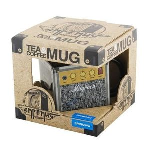 Square Amplifier Coffee and Tea Mug