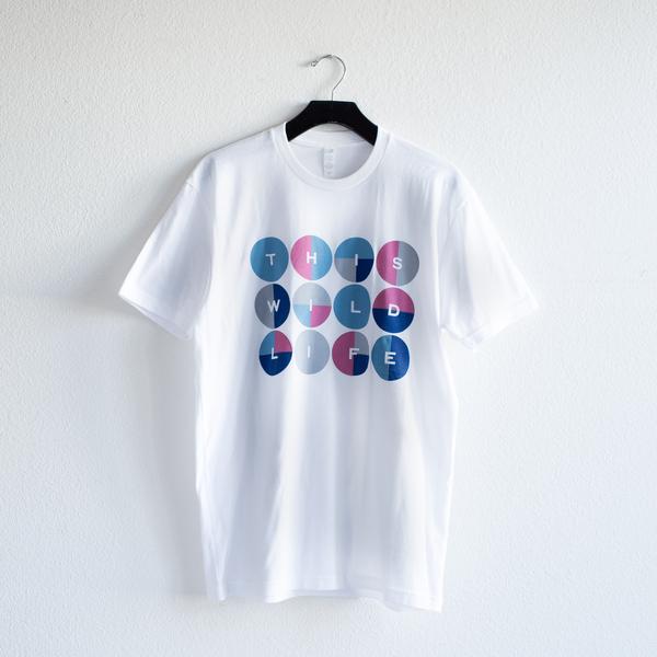 Circles T-Shirt (White)