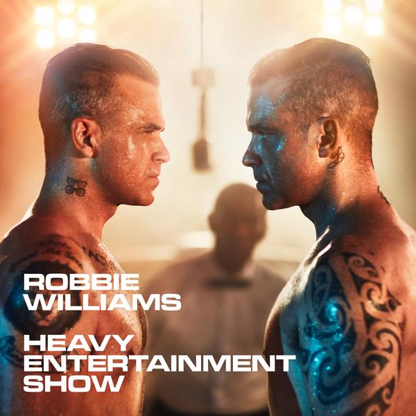Heavy Entertainment Show - CD
