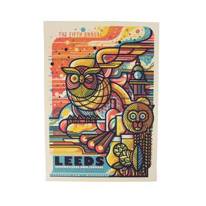 Leeds Beer Festival 2016 - Print
