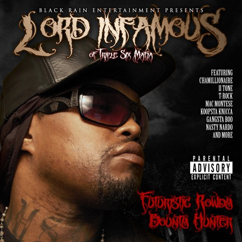 Lord Infamous – Futuristic Rowdy Bounty Hunter