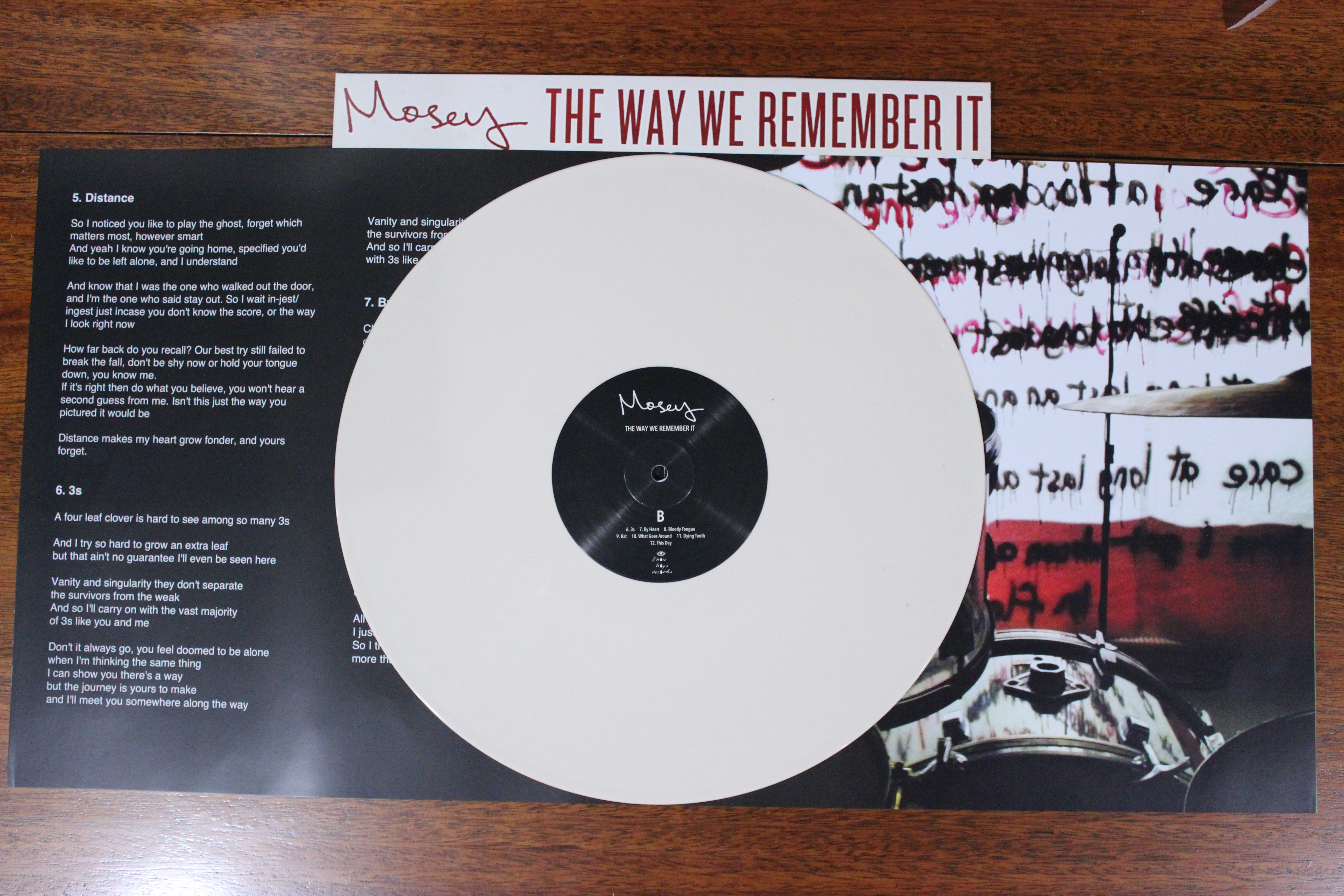 Mosey - 'The Way We Remember It' - Bundle
