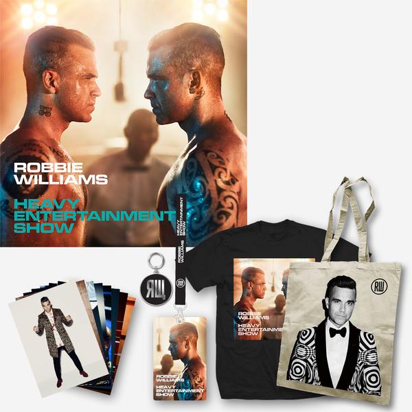 Deluxe CD + Collector's Bundle