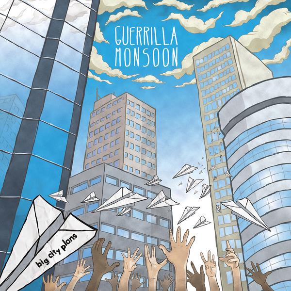 Guerrilla Monsoon EP 10
