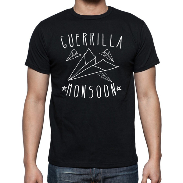 Guerrilla Monsoon - T-Shirt