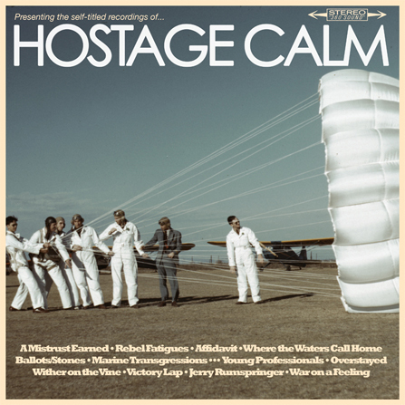Hostage Calm - Hostage Calm - LP