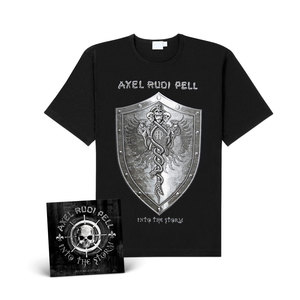 Axel Rudi Pell - Into The Storm (CD+shirt Bundle)