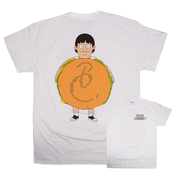Beach Community - Burgers T-Shirt