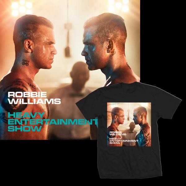 Deluxe CD + T-Shirt