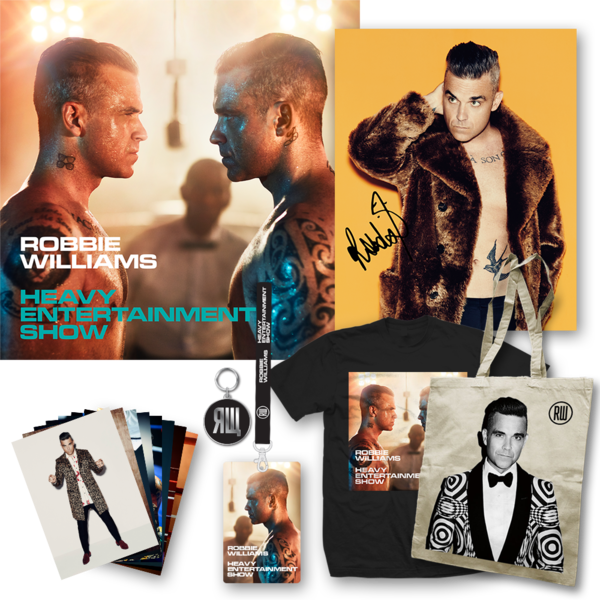 Deluxe CD + Collector's Bundle + Signed Print