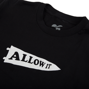 Allow It Tee - Black