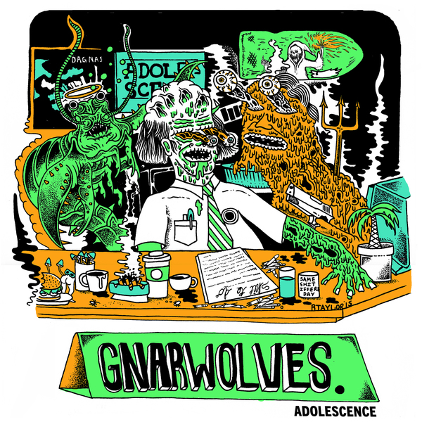 Gnarwolves - Adolescence - 12