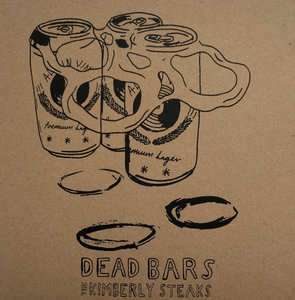 Dead Bars / The Kimberly Steaks - Split 7