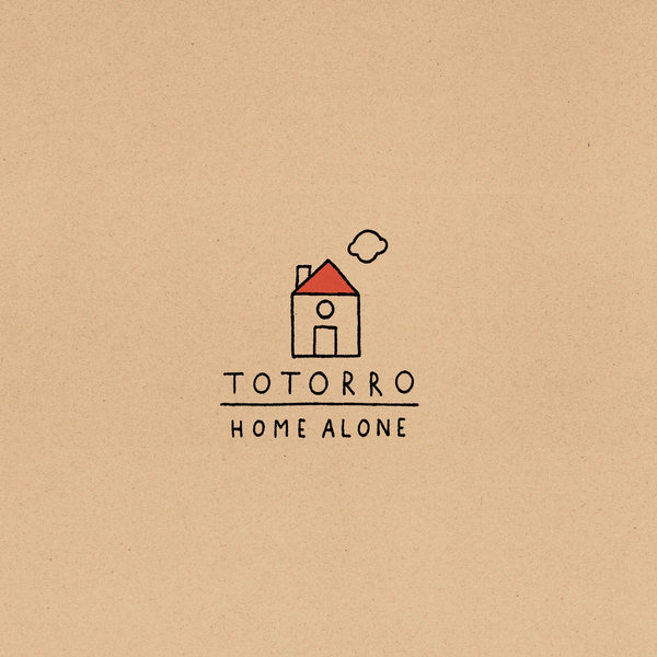Totorro - Home Alone LP / CD