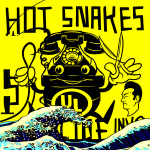 Hot Snakes - Suicide Invoice LP