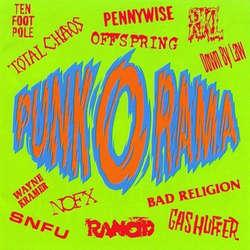 Punk-O-Rama Colored Vinyl