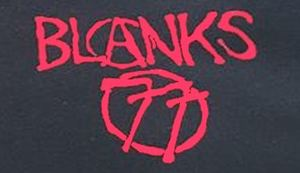 Blanks 77: Screen Printed patch