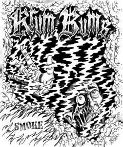 Krum Bums: Smoke Shirt