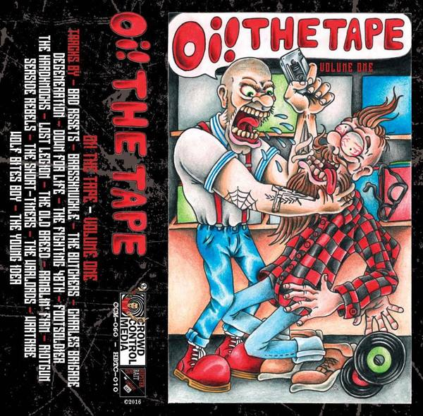 Oi! The Tape Vol 1