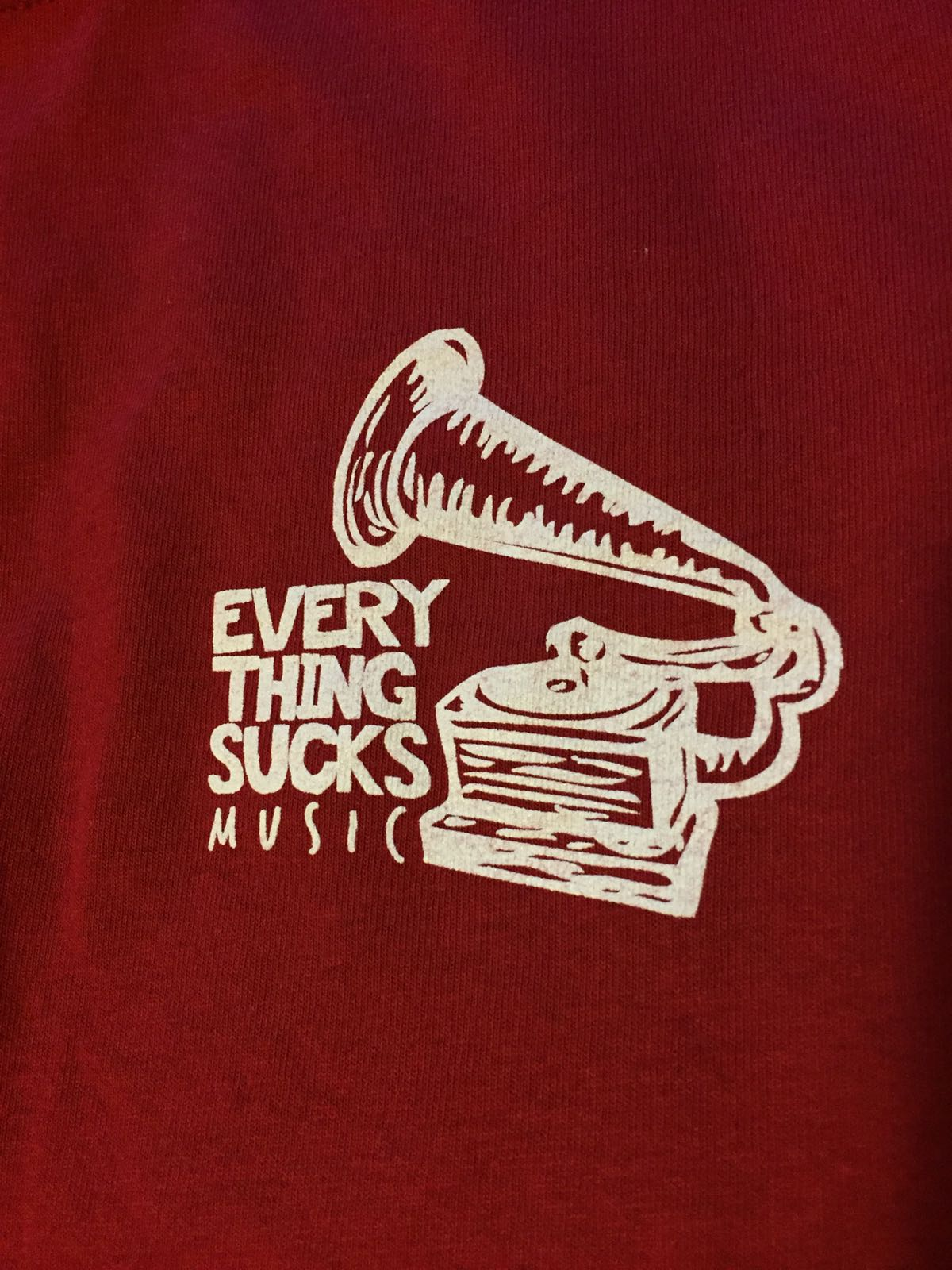 everything sucks logo