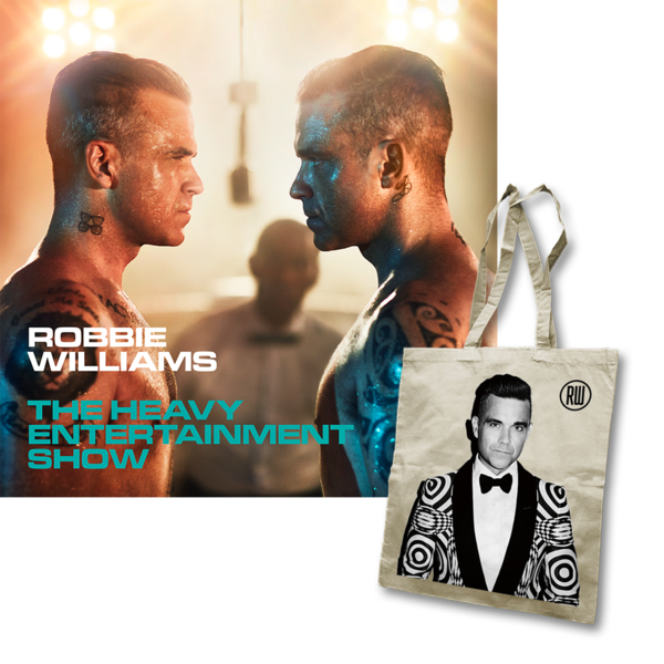 Deluxe CD + Tote Bag