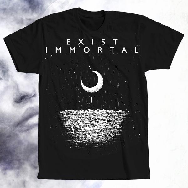 Exist Immortal - Rain t-shirt