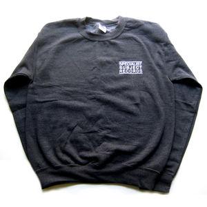 Specialist Subject - Embroidered Logo Sweatshirt