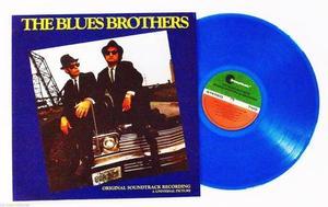 Blues Brothers (Original Soundtrack Recording) Limited Edition Translucent Blue 180g Vinyl LP