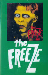 THE FREEZE Rabid Reaction ON CASSETTE
