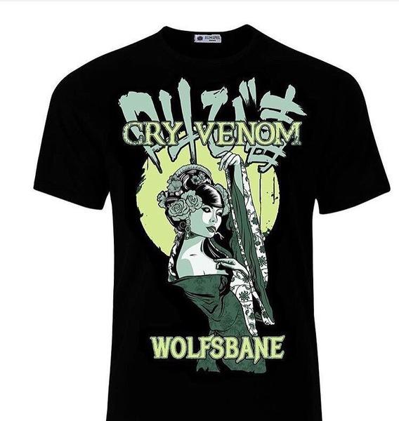 Wolfsbane Shirt