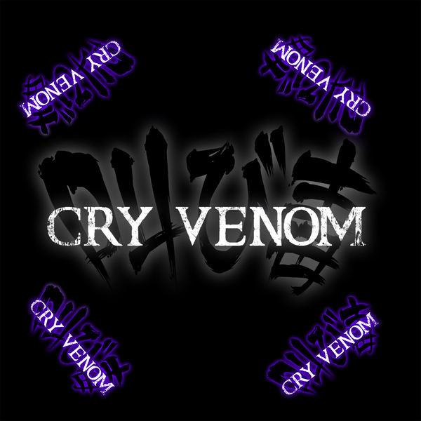 Cry Venom Logo Bandanna