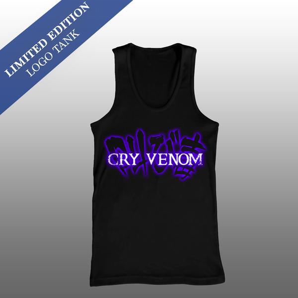 Cry Venom Logo Tank Top